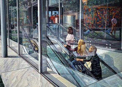 MoMA Garden  Detail
